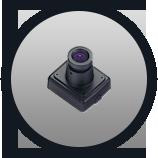 AHD-Видеокамеры миниатюрные внутренние