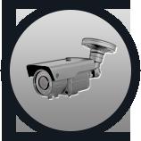 AHD-Видеокамеры уличные