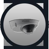 IP-Видеокамеры купольные